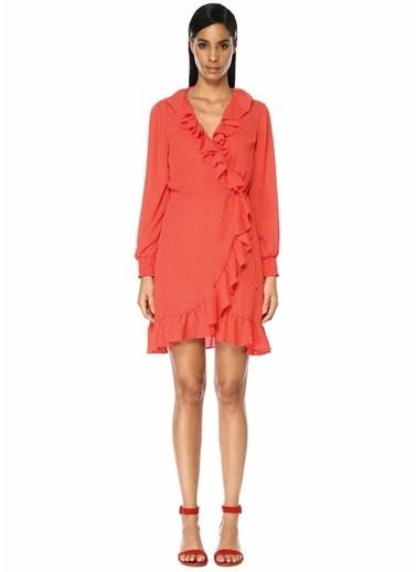 Just Female Elbise Kırmızı